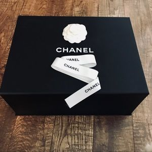 CHANEL Large Empty Magnetic Box